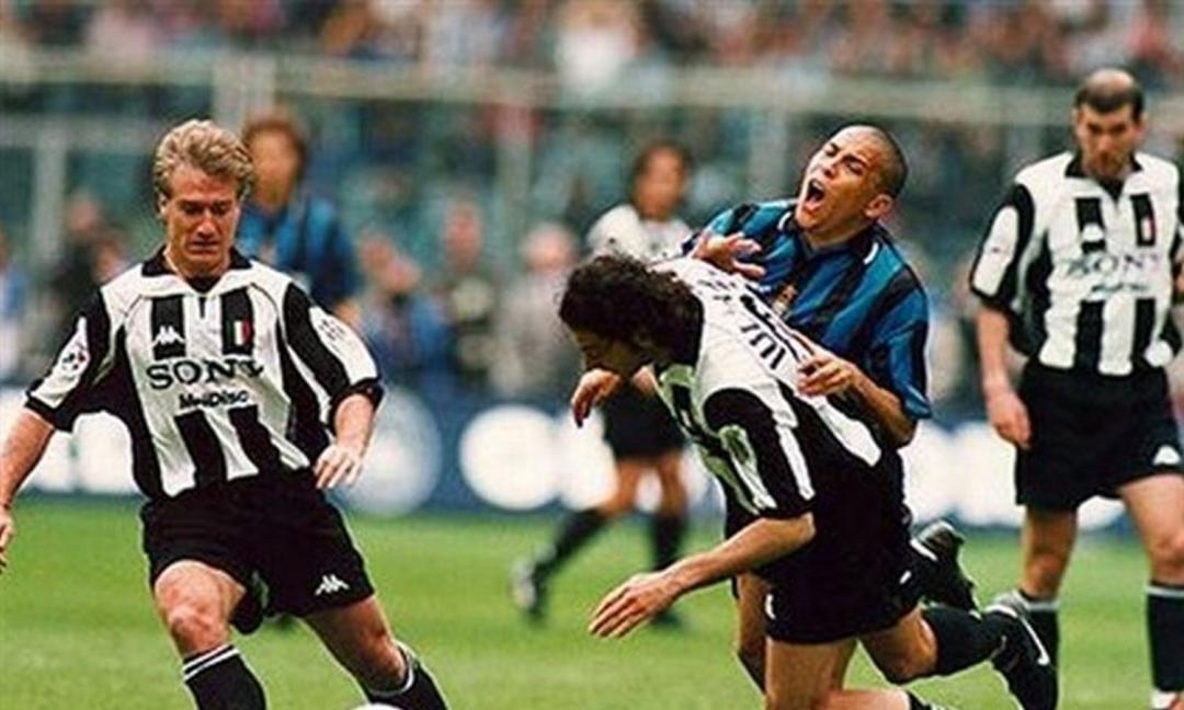 Ronaldo-Iuliano, se solo ci fosse stato il Var...