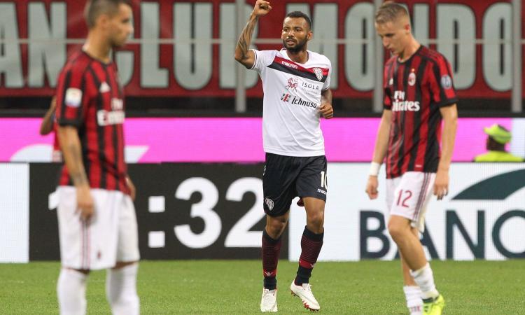 Cagliari, Joao Pedro: 'Gol provato in allenamento. Barella fa la differenza'
