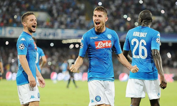 Napoli, De Laurentiis: 'Jorginho-Manchester City? Si chiude a giorni'