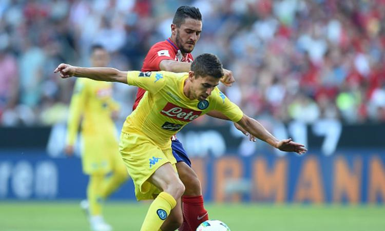 Napoli, ag. Jorginho: 'Piace in Premier, ma...'