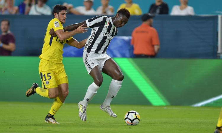 Juventus: Kean al Verona, è fatta