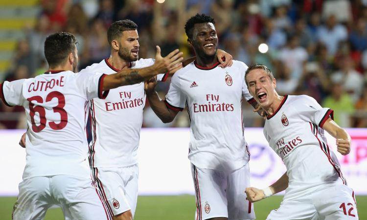 Crotone-Milan 0-3: GOL & HIGHLIGHTS