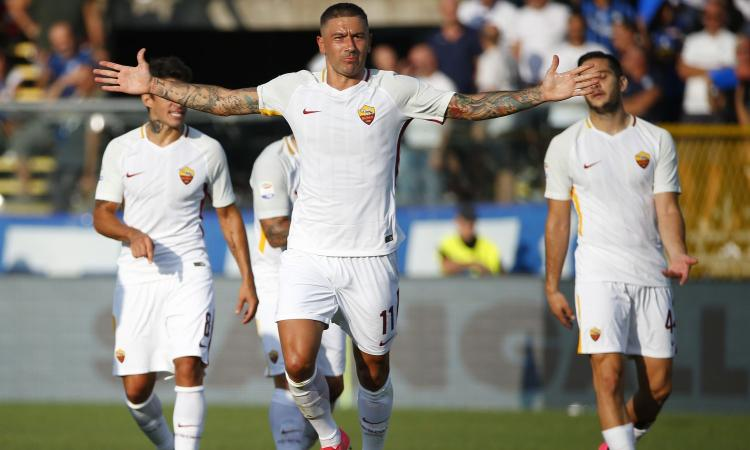 Atalanta-Roma 0-1: GOL & HIGHLIGHTS