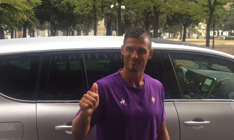 Fiorentina, Laurini: 'I tifosi al Franchi fanno un gran casino. Firenze bellissima'