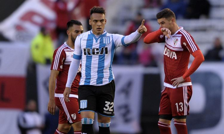 Lautaro Martinez: 'I miei agenti sono in Italia a trattare con l'Inter, ma decido io'
