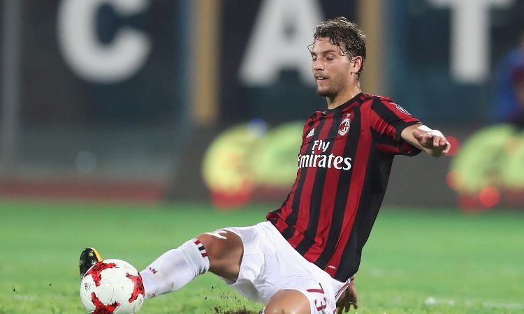 Milan, Locatelli: 'Il like al post contro Bonucci? E'  stato un gesto involontario'
