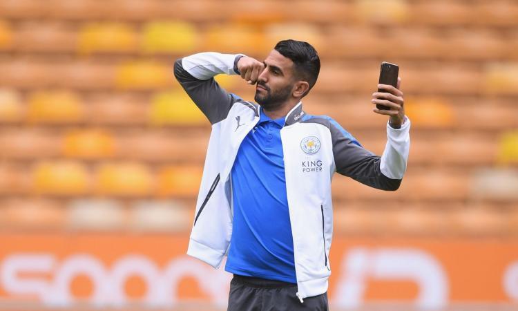 Leicester, Morgan: 'Mahrez? Vorremmo restasse qui, ma...'