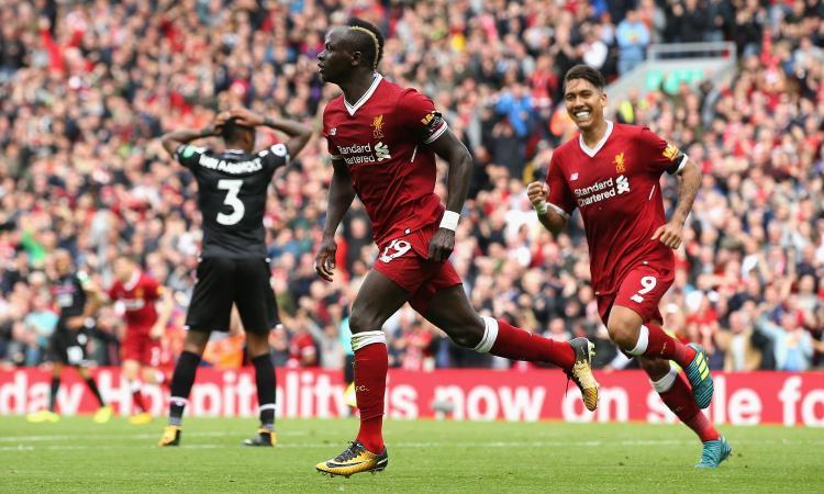 Liverpool: ko in nazionale, Mané fuori 6 settimane