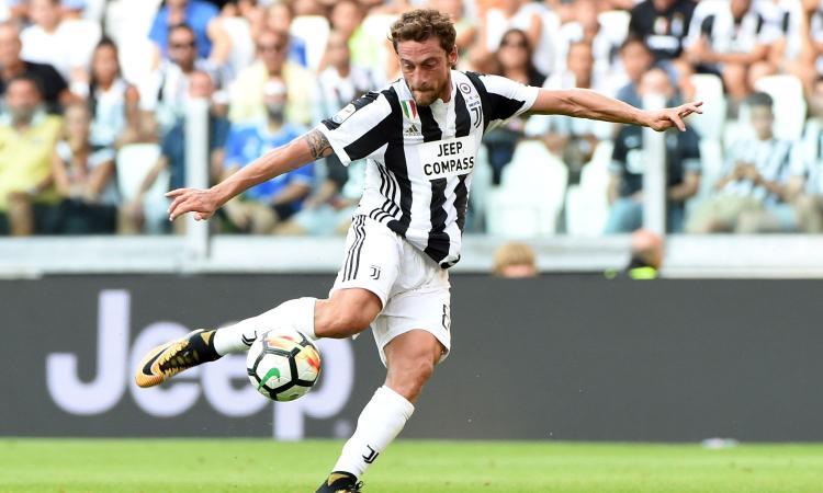 Convocati Juve: torna Marchisio, fuori  Matuidi