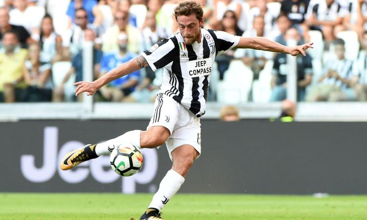 Juve, Marchisio non riposa: rientro vicino FOTO