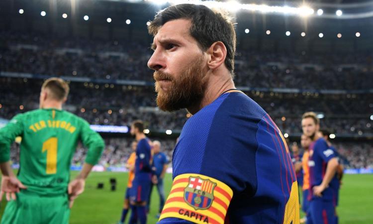Barcellona: il City pronto a pagare la clausola di Messi!