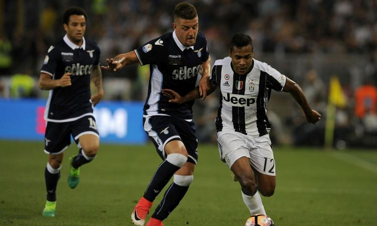 Juve: il Chelsea non molla Alex Sandro