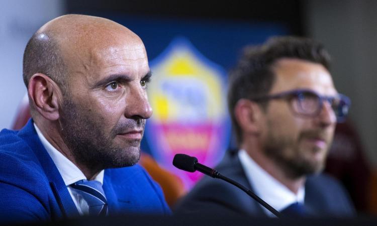 Di Francesco si gioca la Roma contro il Genoa. Anche Monchi verso l'addio