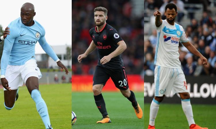 Inter: da Mustafi o Mangala a Toloi e Rolando, ecco chi può arrivare in difesa