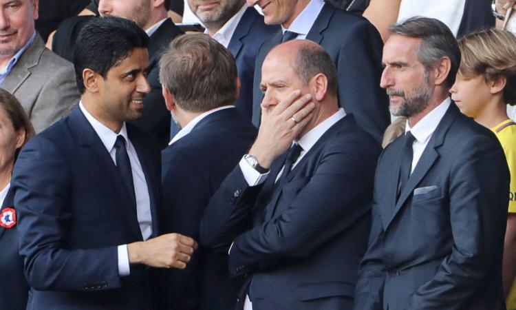 PSG, Al Khelaifi: 'Mbappé? È un grande giocatore, ma è del Monaco'