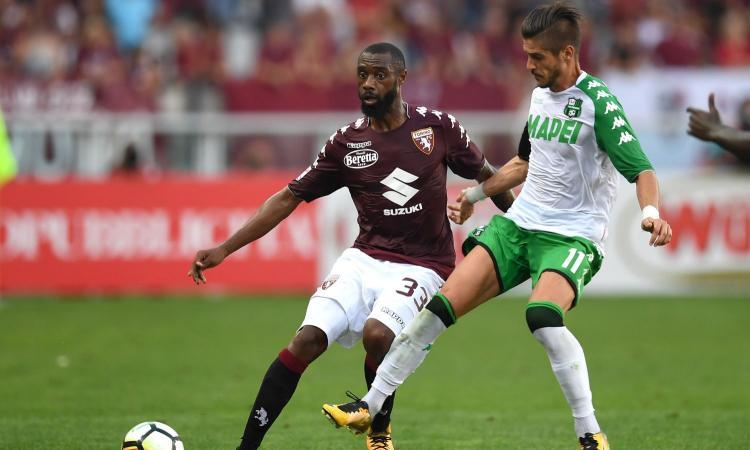 Torino, nessun problema per Nkoulou: sarà titolare contro il Milan