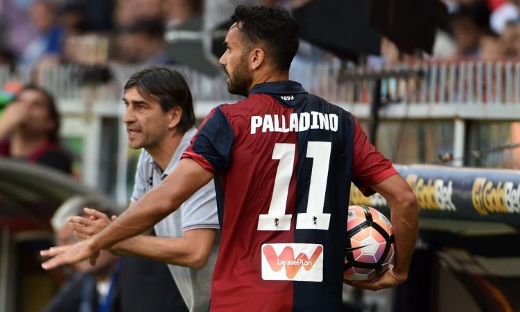 Mesto si allena col Genoa: doppietta di Palladino alla Primavera