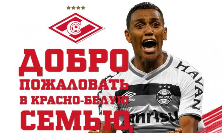 Spartak Mosca: UFFICIALE l'arrivo di Pedro Rocha