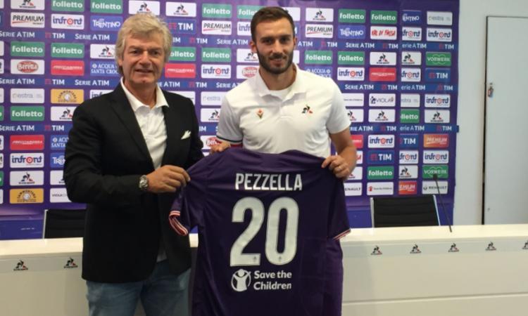 Fiorentina, Pezzella si presenta: 'Qui per il progetto, dovremo adattarci'