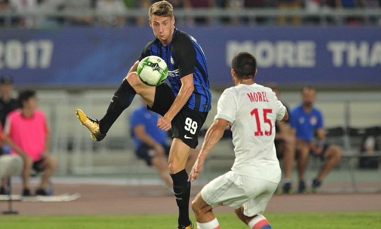 Inter, no al Dortmund per un attaccante