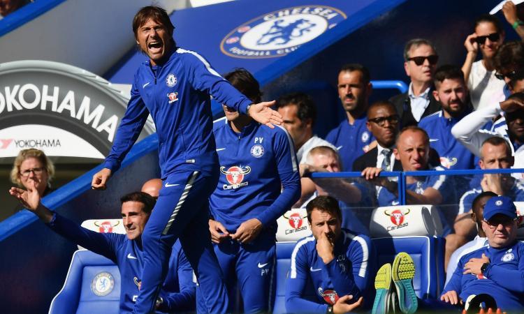 Chelsea ko in 9, Conte nella bufera contro arbitri e giornalisti VIDEO