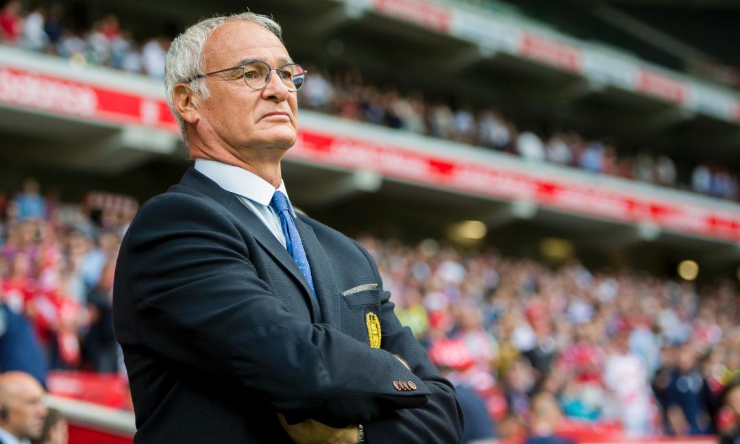 Sono pronto a lanciare tavoli se serve! Ranieri, the Fox