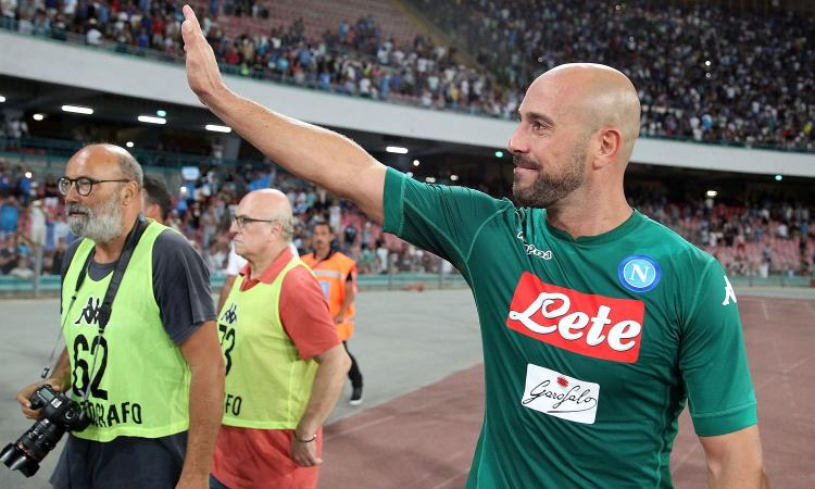 Reina: 'Per nulla preoccupato dal Milan. Su Donnarumma e il Napoli...'