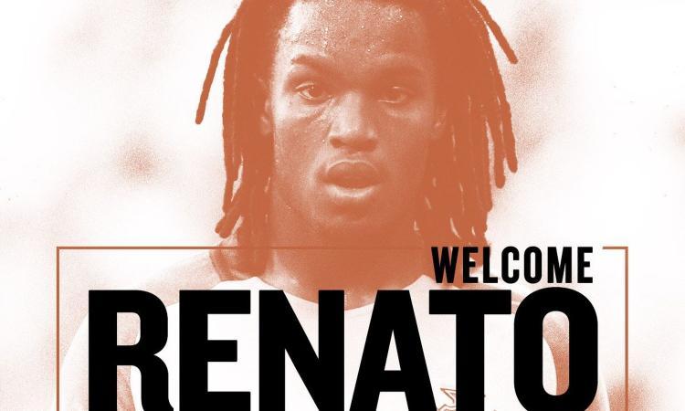 Swansea, UFFICIALE Renato Sanches