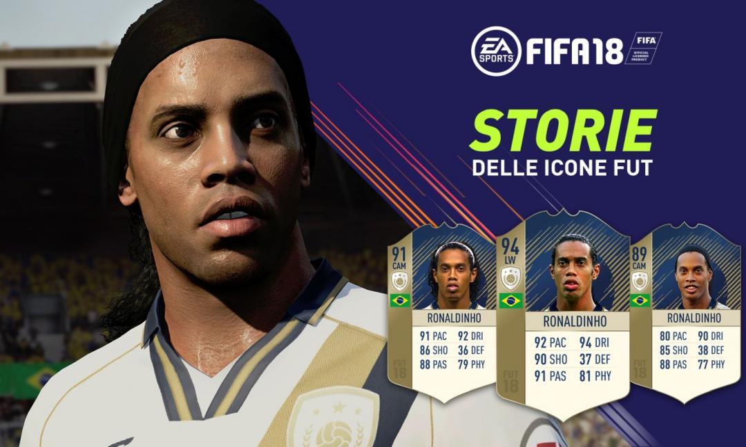 FIFA 18: Fate largo alle Leggende!