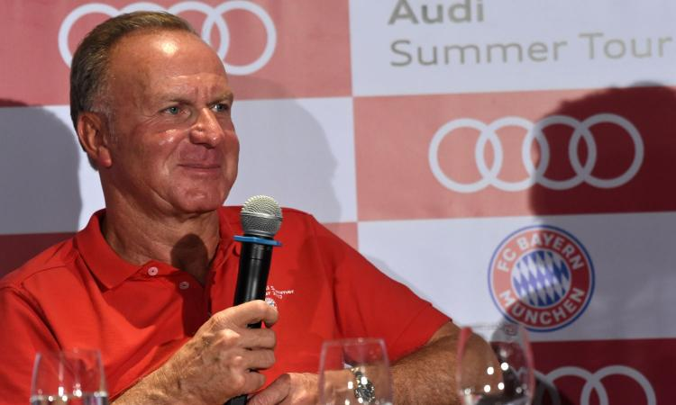 Bayern, Rummenigge: 'Heynckes ideale per noi'