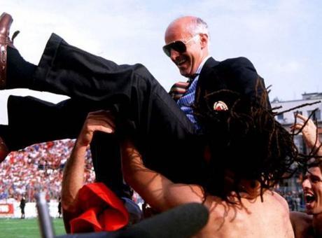 Sacchi risponde a Galliani: 'Il mio Milan avrebbe vinto anche col Fair Play Finanziario. Il Napoli era più caro'