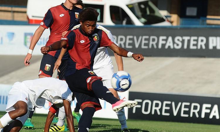 Genoa, pronto il primo contratto per Salcedo