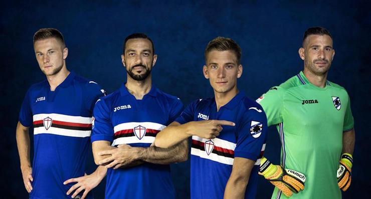 Sampdoria, il prossimo sponsor tecnico potrebbe essere Macron