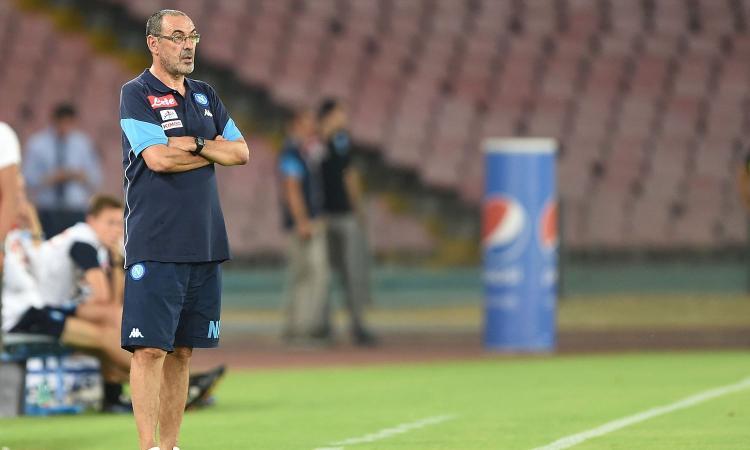 Napoli, Sarri: 'Champions giusto premio, voglio il Manchester United. Balotelli un grande, sul mercato...' VIDEO