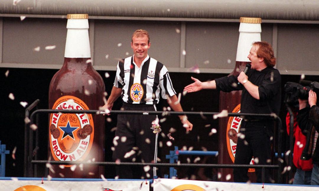 Shearer, il sir di Newcastle!