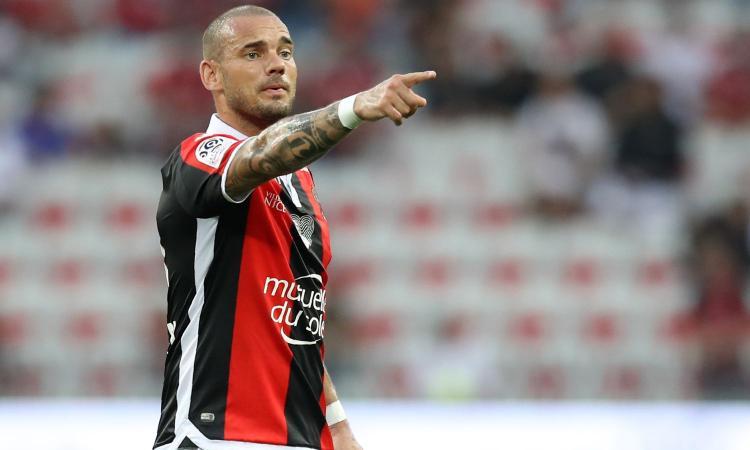 Ex Inter: Sneijder da Nizza agli USA
