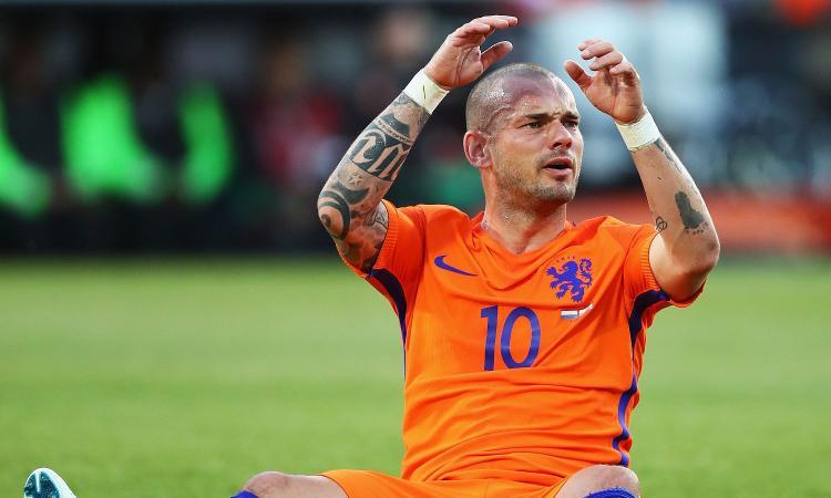 Sampdoria, Sneijder: 'Peccato, ma magari vengo l'anno prossimo'