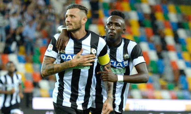 Udinesemania: Thereau rimane e segna, mentre Balic va in panchina...