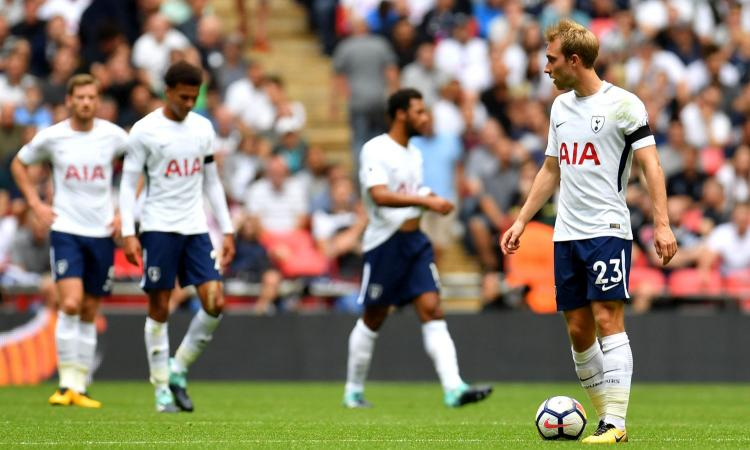 Quando lo stadio diventa avversario: il Tottenham e la maledizione di Wembley
