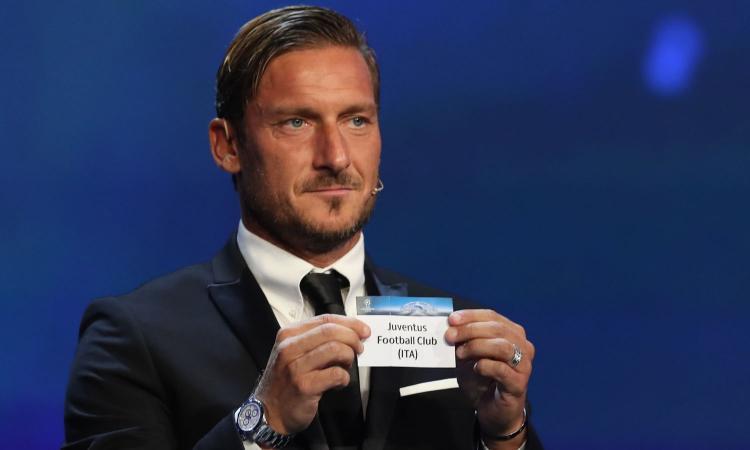 Sorteggio Champions: Juve con Barcellona, Olympiacos e Sporting. Roma con Chelsea, Atletico e Qarabag. Napoli con Shakhtar, City e Feyenoord