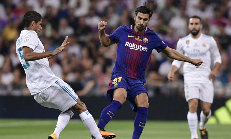 Inter, contatto con un obiettivo della Juve
