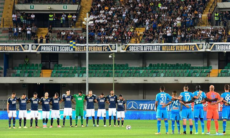 Giudice Sportivo: due squalificati. 30mila euro di multa al Verona. Sanzioni anche per Roma, Inter, Crotone e Lazio