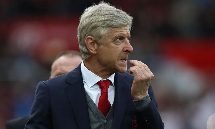 Wenger: 'Ancelotti al mio posto? Decide l'Arsenal' VIDEO