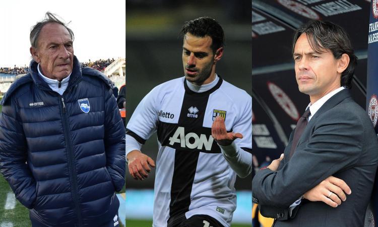 Inzaghi, il Parma, Zeman & co: tutto pronto per la B più bella di sempre