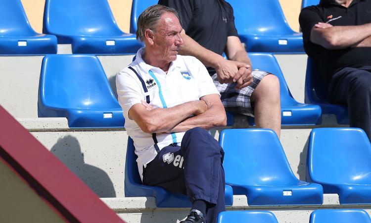 Pescara, Sebastiani: 'Stiamo con Zeman, ora tocca a Pigliacelli'