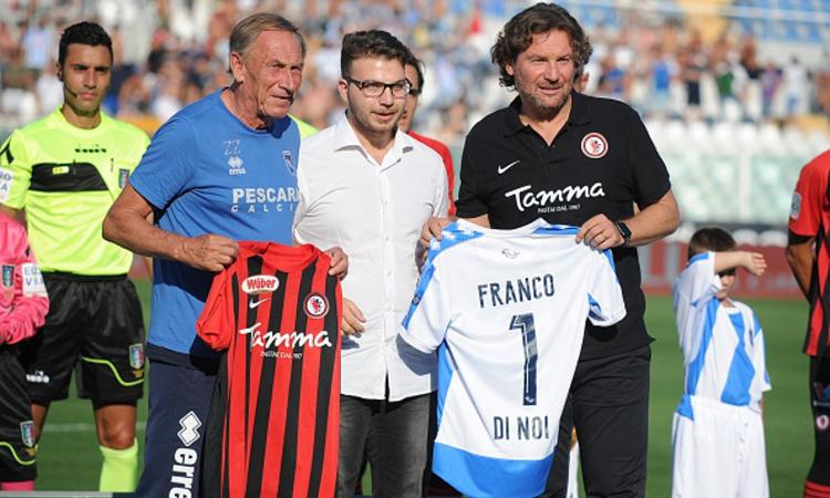 Foggia, Stroppa: 'Oggi siamo fuori dalla zona play-out, ora risaliamo'