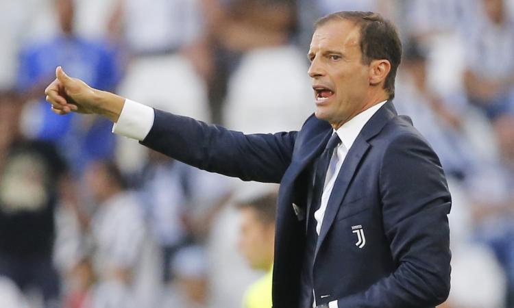 Juve, Allegri: 'Ossessione Champions? Meglio di noi solo il Real Madrid...'