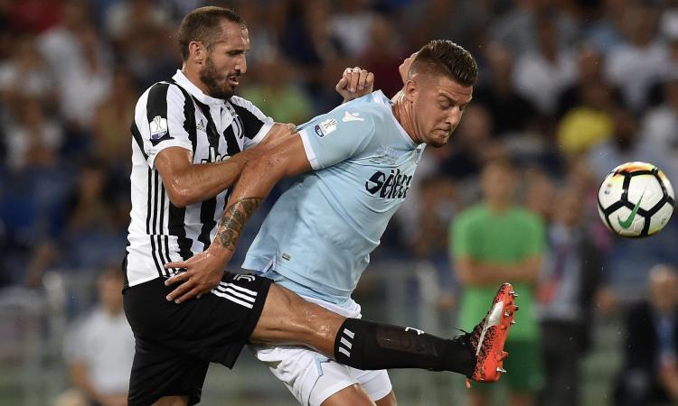 Juve, 80 milioni per Milinkovic-Savic. L'agente: 'Ha rinnovato con la Lazio'