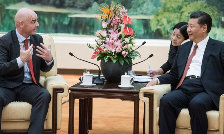 Intermania: 'grazie' Thohir, invitiamo al derby il presidente cinese Xi Jinping