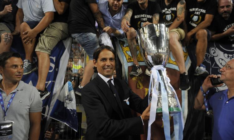 Inzaghi alla Juve, Lotito: 'Ha un contratto con la Lazio, poi si vedrà...'